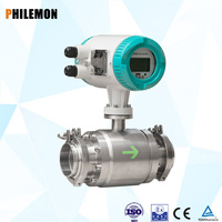 Hot Selling Electromagnetic Liquid Helium Flowmeter