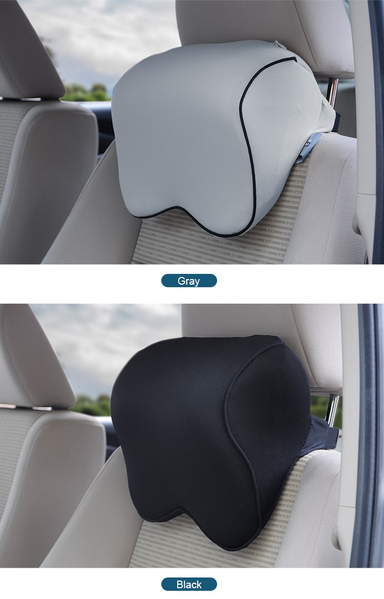 BYC Rohs Test Car Neck And Back Massage Cushion