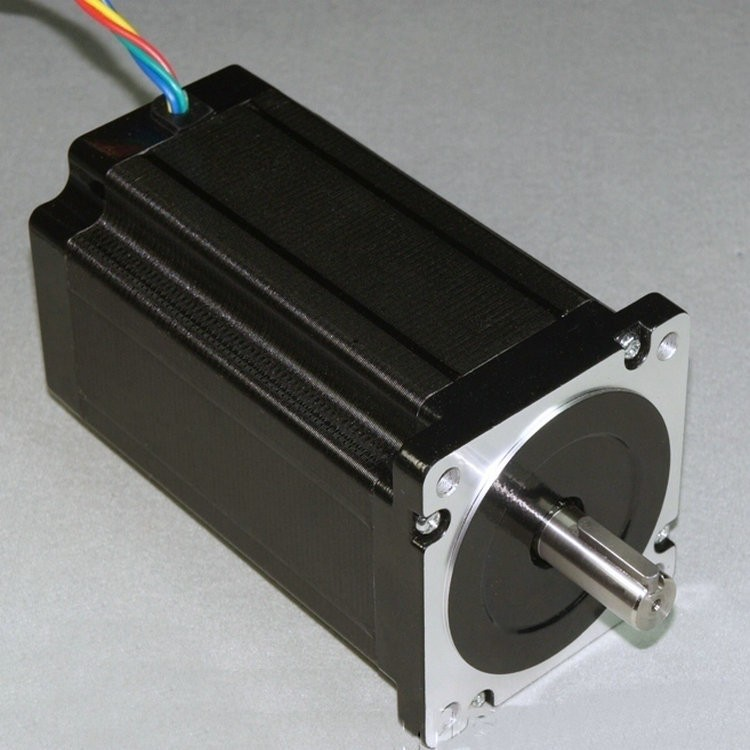 Nema 34 High Power Stepper With Brake In China Industrial Buy Step Motor For Air Conditioner
