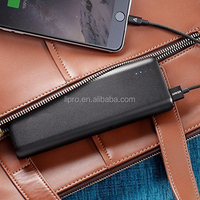 10000mAh portable power bank 12v jump starter with air compressor