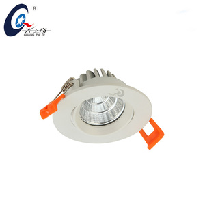 Beam Angle Adjustable 3W 5W Small Round Ceiling lamp