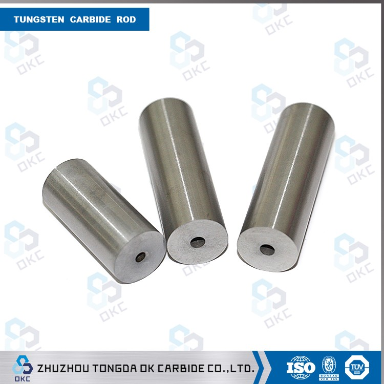 Zhuzhou manufacture special <strong>k10</strong> tungsten <strong>carbide</strong> <strong>rods</strong> with holes,solid <strong>carbide</strong> <strong>rod</strong>