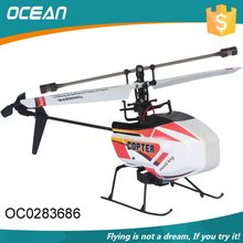 High speed 2.4G rc cooler fly toy alloy model helicopter for outdoor play