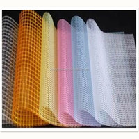 high quality fiberglass exterior wall materials/fiberglass mosaic tile mesh netting