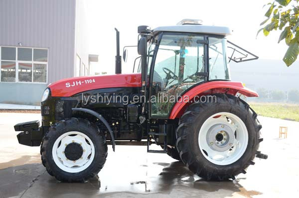 110HP 18.4-34 tires farm tractor,best price tractor