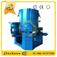 Knelson gold centrifugal concentrator for hardrock gold mining