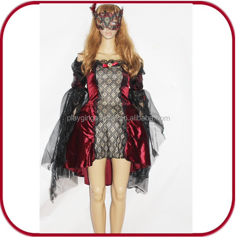 halloween cosplay vampire costume hot japan girl costume for sale PGFC-2965
