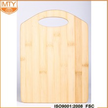 TY-B0022 Bamboo Wholesale Square Cutting Board With Handle