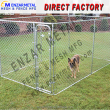 China Alibaba Hot Sale Cheap Professional Made Cheap Chain Link Dog Kennels