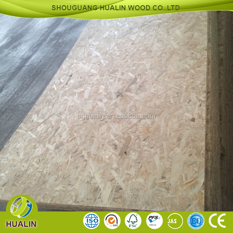construction used waterproof 6mm osb3