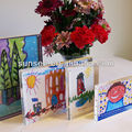 Acrylic block, Novelty design acrylic child gifts, AG-002