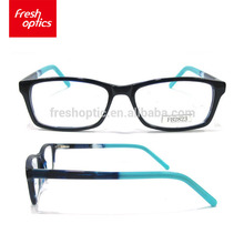 2017 New model style light ultem glasses low cost spectacle frames china