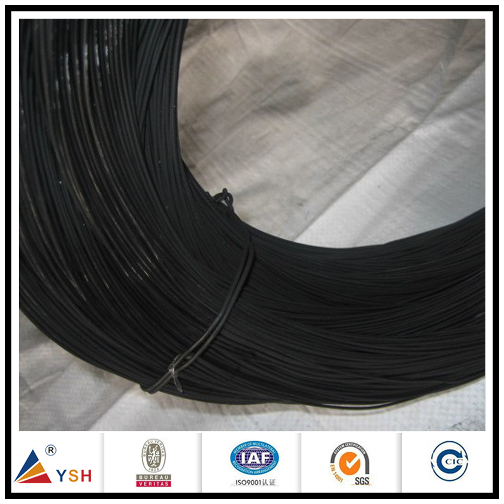 1.2mm 1.4 Mm China Black Annealed Loop Tie Iron Wire