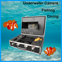 "Underwater Video Recording 20m Cable 7"" Color LCD Fish TV"