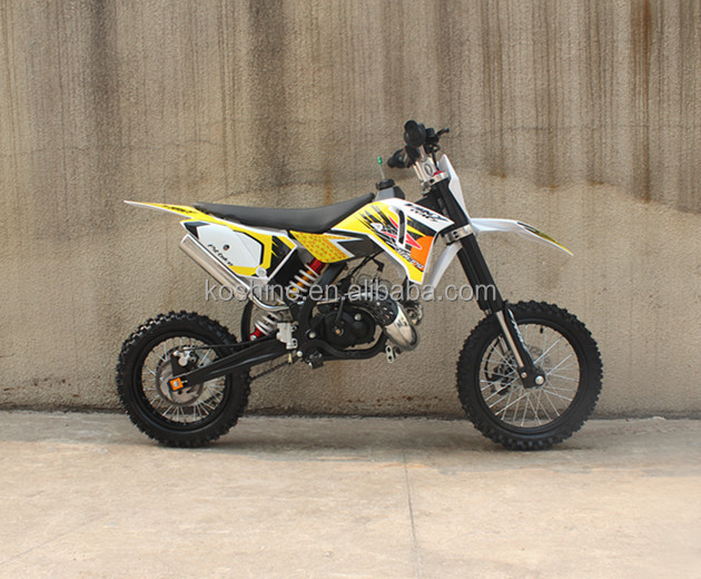 50cc air cooled vulgar dirt bike NRG