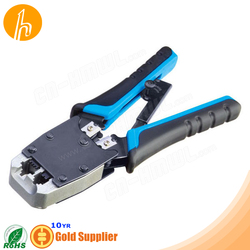 Automatic RJ45 Ratchet Crimping Tool