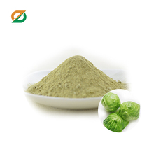 Dehydrated red cabbage mustard extract powder
