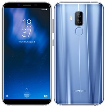 HOMTOM S8 4G Android 7 Phone unlocked 5.7 HD+ Bezel-less screen Cell phone 4GB 64GB Finger print ID China S8 Smart Phone Mobile