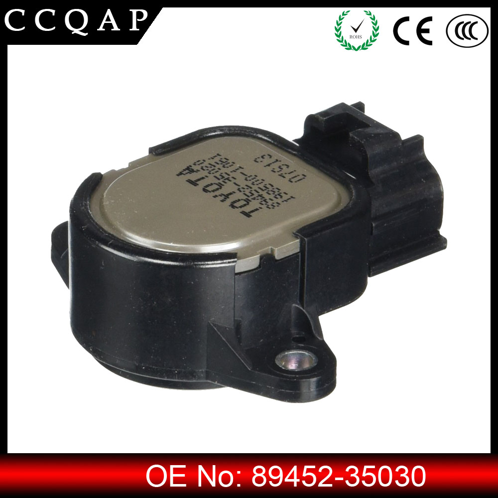 Original 89452-35030 denso throttle position sensor for toyota