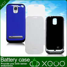 5colours 3200mAh for samsung galaxy s4 battery case