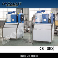 FOCUSUN flake ice making machine, 1-60MT per day