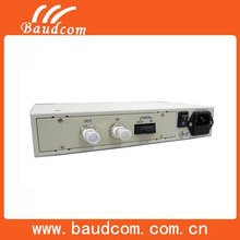 Baudcom Fiber to E3/DS3 fiber optical convertor