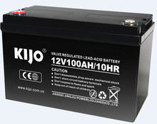 12V100ah large capacity battery for UPS/solar energy storage