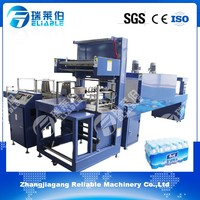 Automatic PE Film Plastic Bottle Packing Machine