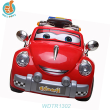 WDTR1302 2018 New Arrival Cartoon Ride On Car For Kids In India Hybrid Car Kit