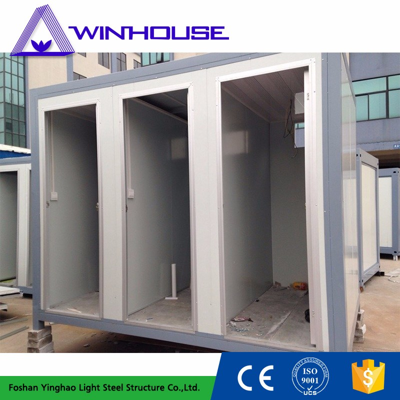 2017 sandwich panel exquisite foldable 40 feet container