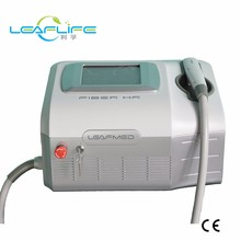 2017 Newest innovative technology fiber coupled laser hair removal machine with pigment removal