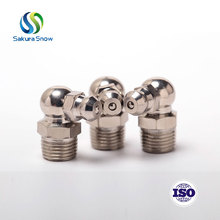 Hydraulic pipe fitting standard grease nipple for factory price