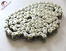 hot sale motorcycle engine chains,chain sprocket motorcycle chains 420,transmission kit motorcycle chain timing chain