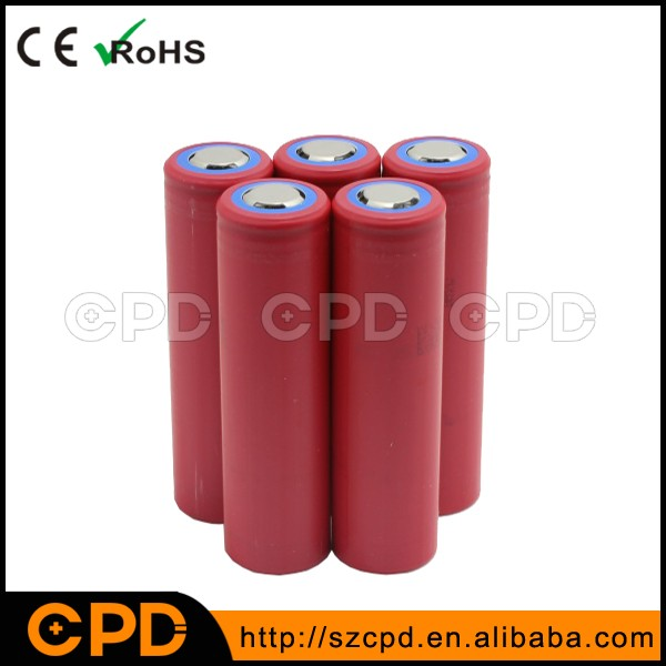Cylindrical Original NCR18650GA 18650 3.7V 3500mAh Li-ion Battery Portable Lighting Battery