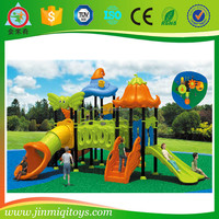 JMQ-J005A Kindergarten playground,playground tube slides,plastic toy dog playground equipment for sale