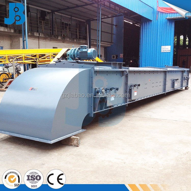 Bulk material handling belt conveyor for material