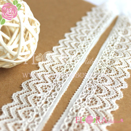 Eco-friendly soft stretchy lace elastic for baby headband