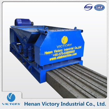 Concrete H Beam molding Machine for boundary and compound wall