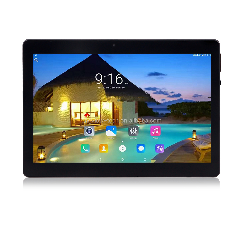 Android <strong>Tablet</strong> 10 Inch Quad Core MTK6580 1+16GB IPS Screen Phone Pad