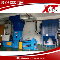 automatic wire baling machine
