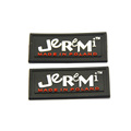 PVC micro injection 3D logo rubber label patch