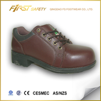 FS1342 Lace-up Double Gore CSA Work Boots Safety Boots