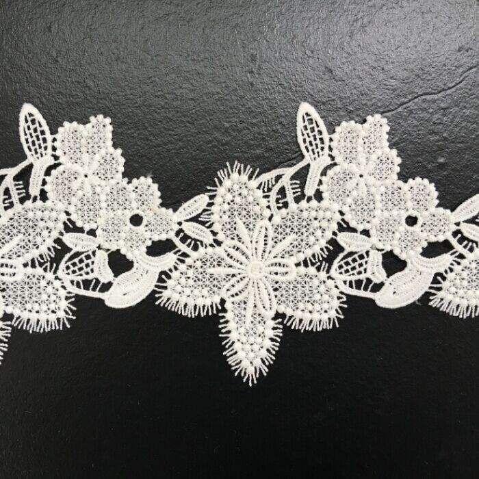 fantastic hot water soluble batten embroidery lace in 2016