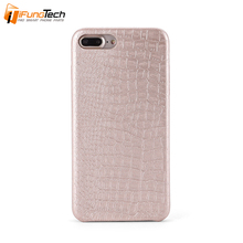2017 New Solid Color Crocodile Pattern Soft TPU Case for iPhone 8 7Plus 7 6S 6SP 5S 5C Phone Case for Samsung, Moto, Oppo
