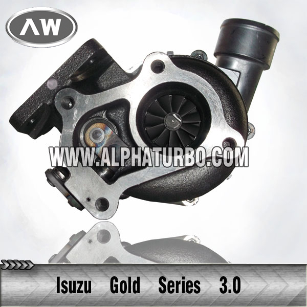 Turbocharger for D-Max Holden Rodeo Colorado Gold series 3.0 TD Fe-110 63.0L D 8980118923