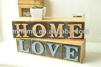 Living room wood distressed desk cabinet with letter for Living room 6 letters