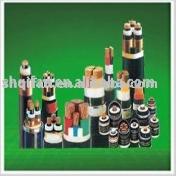 low-smoke halogen free flame retardant fire resistant electric cable