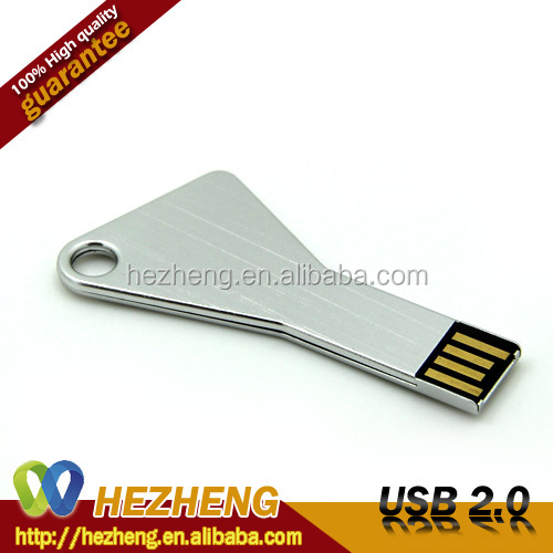 2016 mp3 tamil songs download 16GB Metal Key USB Flash Drive 2.0 For Promotion Customized Logo