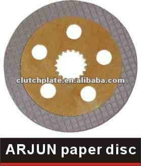 Arjun clutch plate for indian tractor