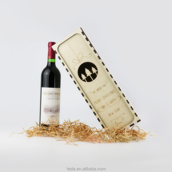 SLTJ007 Wine Box Wood